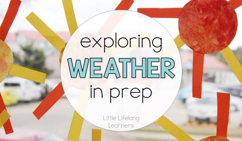 Exploring Weather in Prep