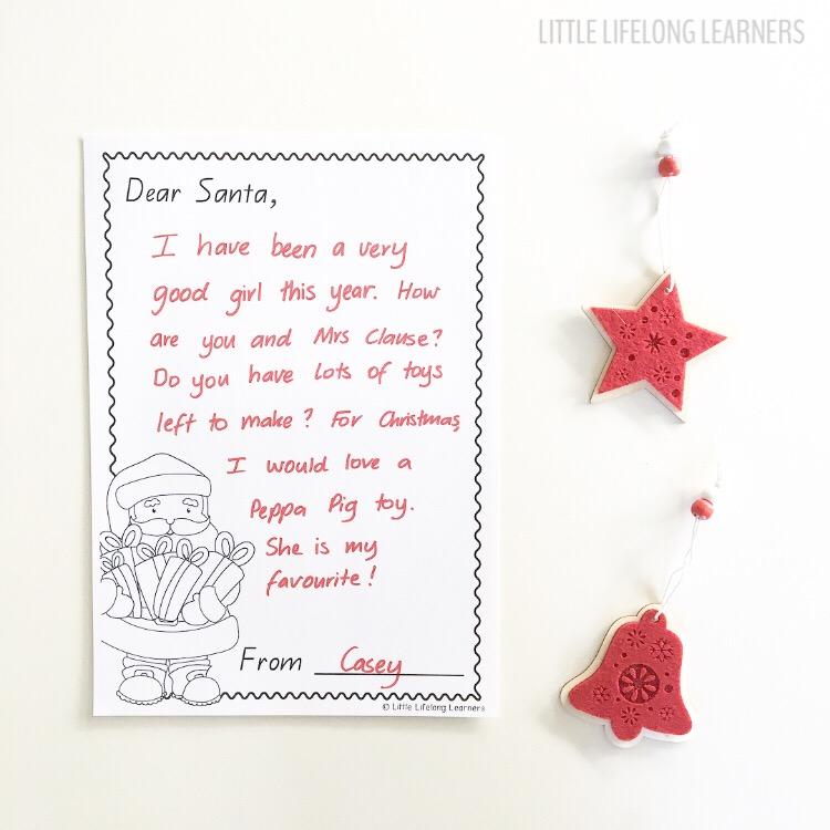 Dear santa letter writing template little lifelong learners dear santa letter writing template freebie free christmas printables spiritdancerdesigns Gallery