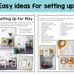 Vet Clinic Dramatic Play Set | Imaginative Play for the early childhood classroom | Role-playing for Prep, Foundation, Kindergarten and Preschool students | Printables for Australian teachers |