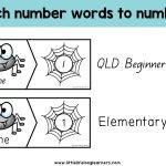 Spider number puzzles perfect for Halloween! Explore numbers, numerals and number words from 1 to 10 | Toddlers, Preschool, Kindergarten and Foundation maths games | Printables for homeschooling 3, 4, 5 year olds | Differentiated to suit the needs of learners | Playful learning ideas | Australian teachers and parents |