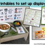 5 senses science unit | Activities, printables, worksheets, lesson ideas and resources for teaching and exploring our five senses | touch, taste, smell, hear and see | Australian curriculum resources for the Prep, Foundation and Kindergarten Year | Flipbooks, worksheets, mini books, posters, word wall cards and discovery tables |
