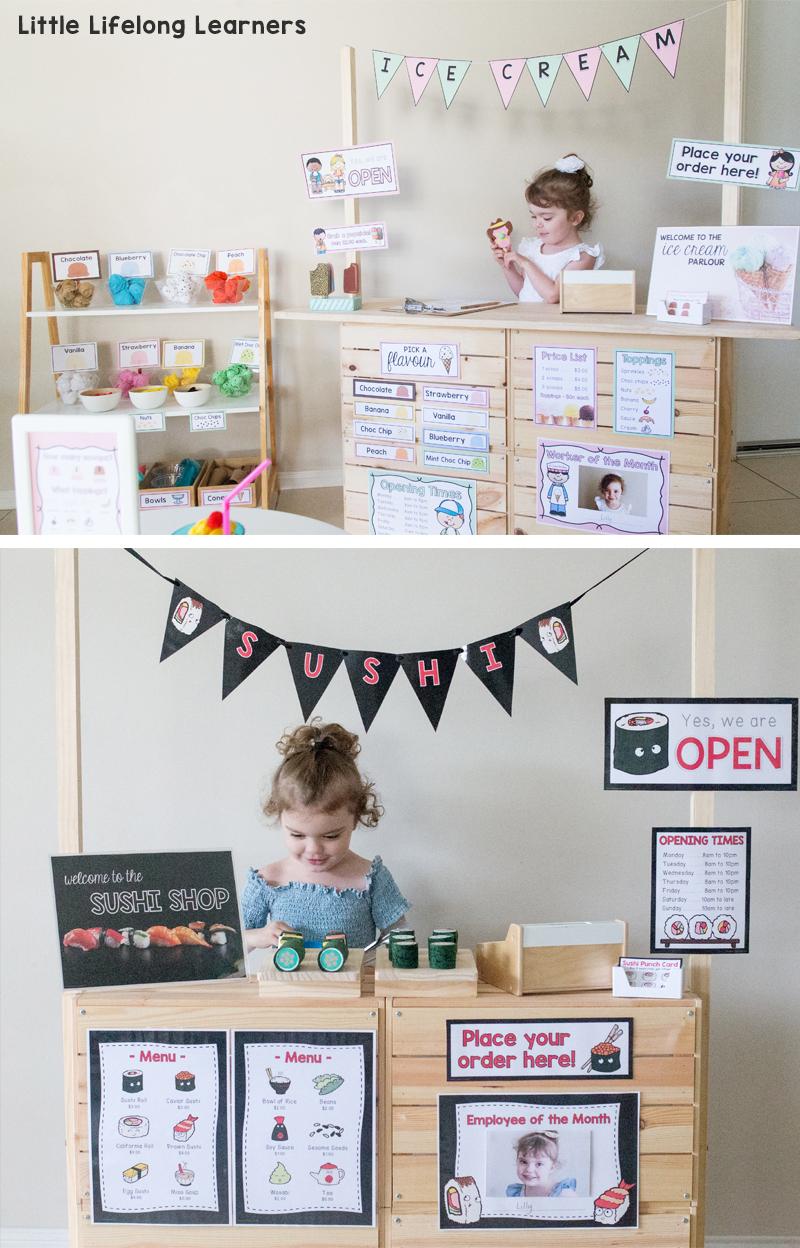 Diy Market Stand 2 Little Lifelong Learners