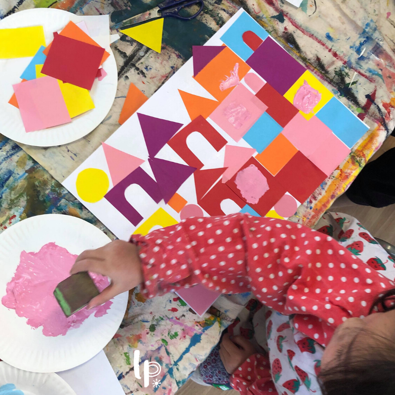 How to set up an art space for kids to inspire creative thinking and independent art time. Find tips for creating a studio at home in small spaces, big spaces or little nooks. Organization and storage tips, art hacks and more included with guest Janine Boyd of Little Picassos and My Creative Child.
